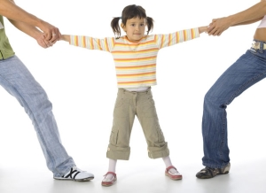 Возникающие споры в отношении детей