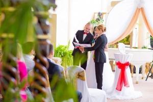 Как оформляется церемония