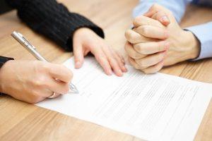 Соглашение между супругами