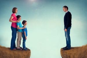 Отказ при разводе
