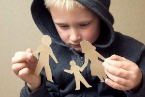 Соблюдение интересов несовершеннолетних детей