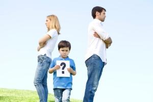 Ограничение прав на ребенка отца