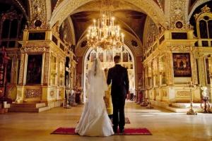 Что такое церковный брак