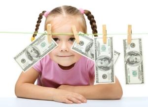 Плата госуларства за усыновлкние