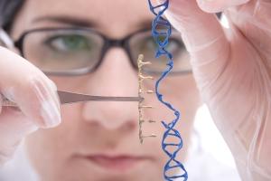 Если назначено прохождение теста ДНК