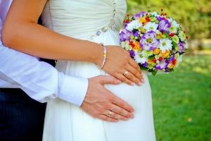 При беременности срок 17 18 неделя распишут в загсе