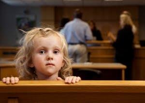 Вопросы ребенку в суде