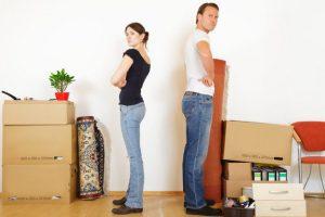 Можно ли подать на раздел имущества без развода