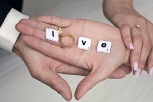 Сожительствовала или была в гражданском браке