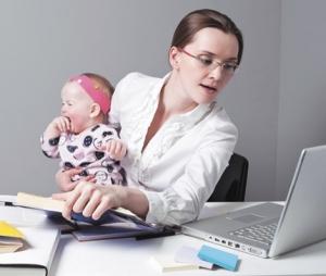 Неполный рабочий день и работа на дому