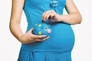 Может ли муж получать декретные, если жена беременная