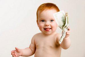Выплата алиментов на 1 ребенка в твердой сумме