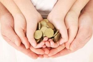 Распоряжение деньгами ребенка