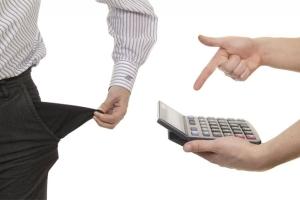 Алименты с ИП с нулевым доходом