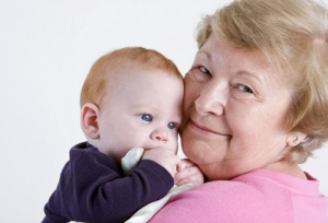 Как отправить бабушку в декретный отпуск