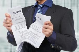 Процедура расторжения трудового договора