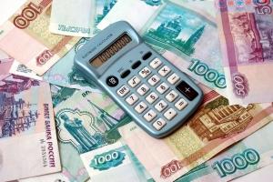 Как определяется сумма долга за прошедшее время
