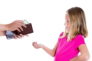 Как взыскивается долг по алиментам
