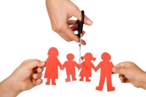 Могут ли при разводе разделить детей