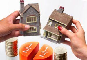 Определение доли приватизированной недвижимости при разводе