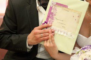 Свидетельство о браке – ценный документ