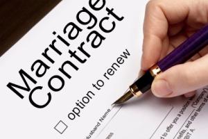 Способ 1. Заключить брачный контракт