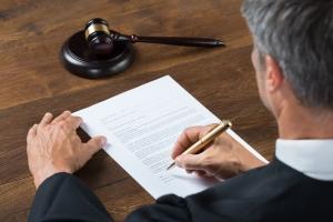 Порядок раздела имущества через суд
