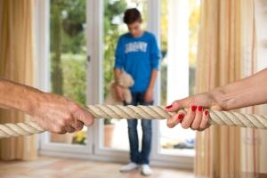 Смена фамилии ребёнка после развода