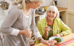 Идет ли стаж по уходу за престарелыми людьми