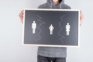 Как правильно развестись с женой, если есть несовершеннолетние дети?