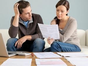 Жена набрала кредитов без ведома мужа и не платит