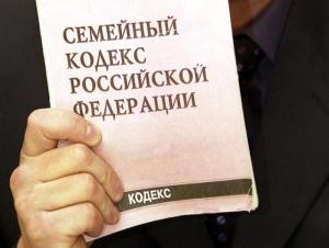 Порядок расторжения брака без ее согласия (ст. 22 СК РФ)