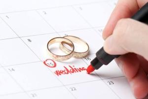 За сколько времени до свадьбы подается заявление в ЗАГС?