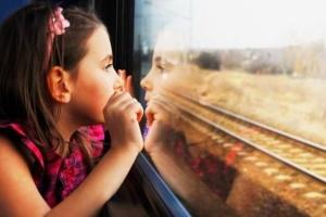 С какого возраста можно самостоятельно ездить на поезде