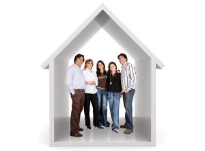 Если собственники квартиры пополам надоли согласия