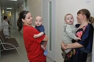 До скольки лет кладут родителей с детьми в больницу