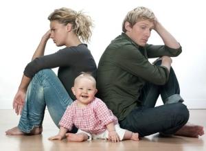 Как развестись, если есть ребёнок до 1 года