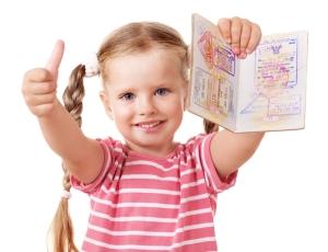 Может ли ребенок выезжать без паспорта