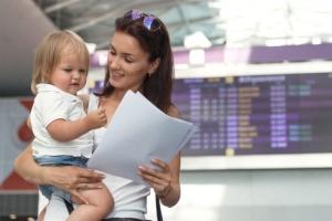 Можно ли без разрешения отца вывезти ребенка за границу?