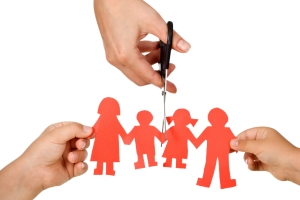 Как оформить соглашение о детях при разводе?