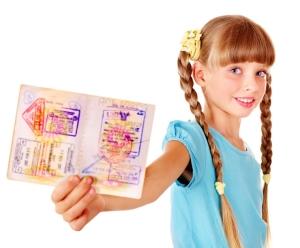 Нужен ли загранпаспорт для выезда ребенка в страны СНГ?