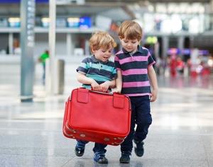 Пересечение границы без родителей