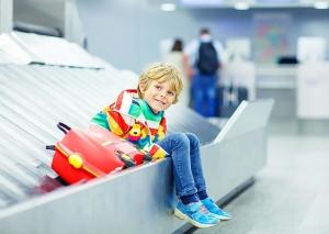 Как отправить ребенка одного самолетом
