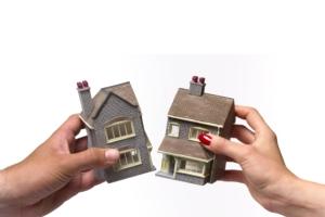 Как разделить имущество при бракоразводном процессе?