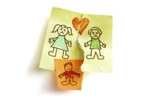 Как правильно развестись с женой по обоюдному согласию, если есть дети?